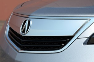 2012 Acura TL SH-AWD grille
