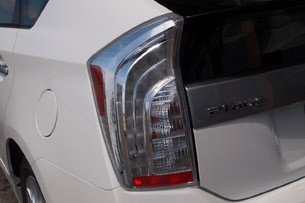 2012 Toyota Prius Plug-In taillight