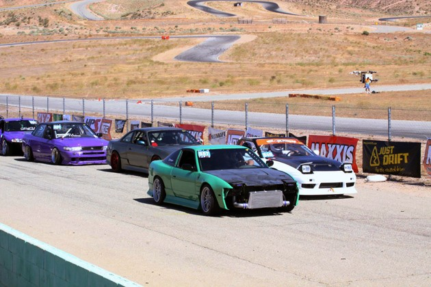 all-star drift bash lineup