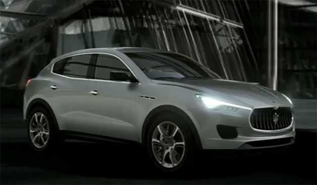 Maserati Kubang Video