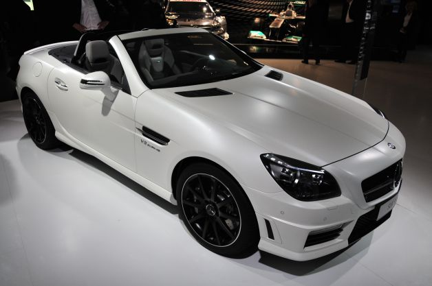 Mercedes-Benz SLK55 AMG