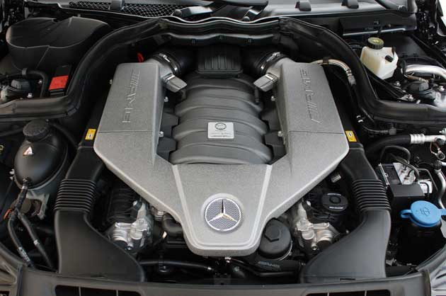 Mercedes-Benz M156 V8 Engine
