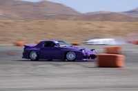 all-star drift bash purple car