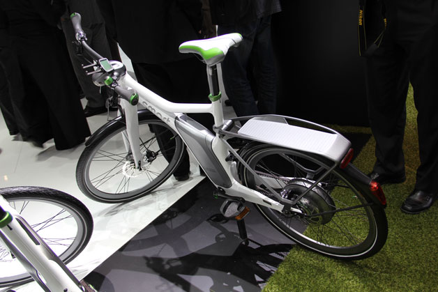 Smart eBike in Frankfurt