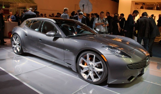 Fisker Surf live at Frankfurt