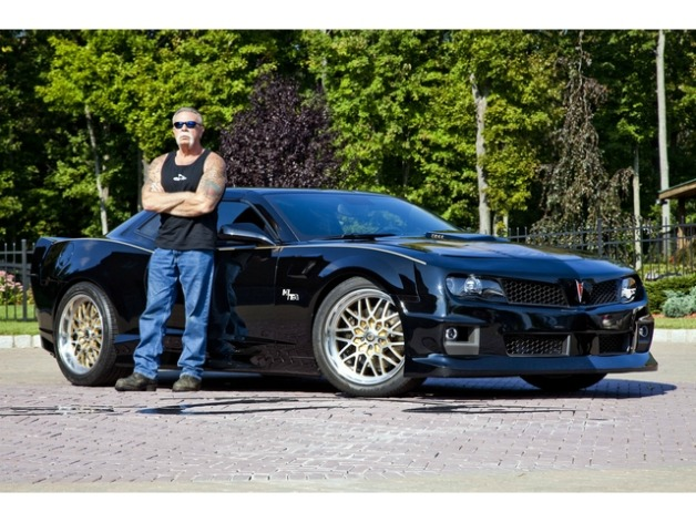 2011 Pontiac Trans Am Hurst
