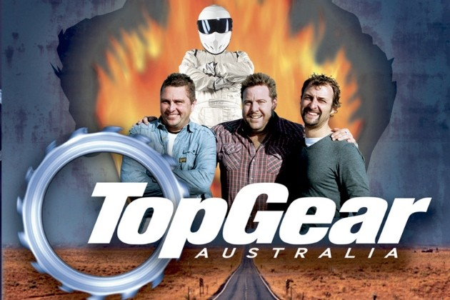 Top Gear Australia