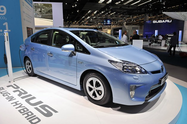 Toyota Prius Plug-In Hybrid