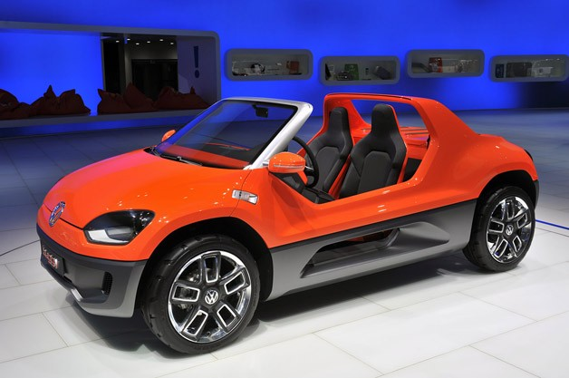 Volkswagen On The Rise With A Variety Of Up Concepts W