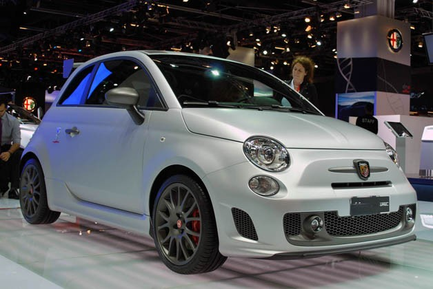 Abarth 695 Competizione