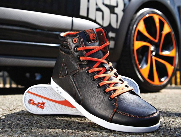 Citroen DS3 Racing shoes by Gio-Goi