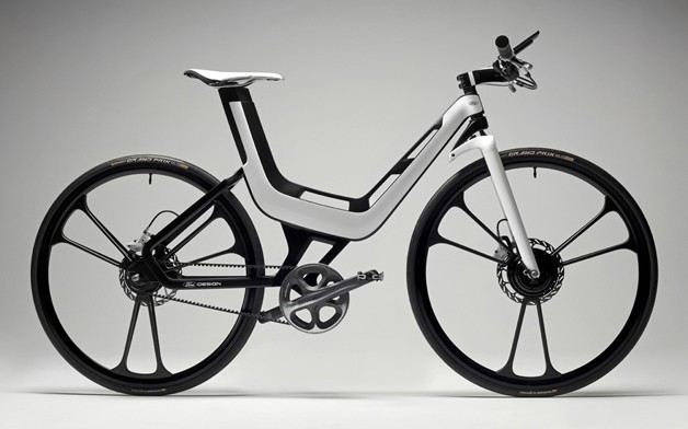 Ford E-Bike Concept