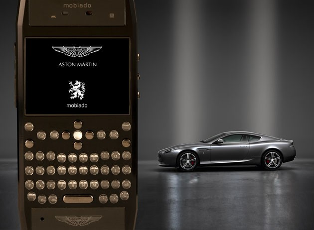 The Grand 350 Aston Martin by Mobiado