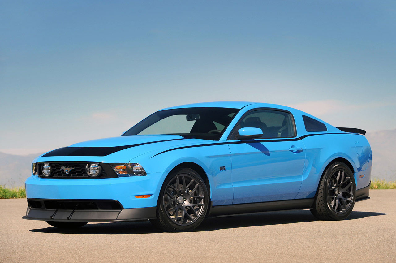 2011 Ford Mustang RTR - Autoblog