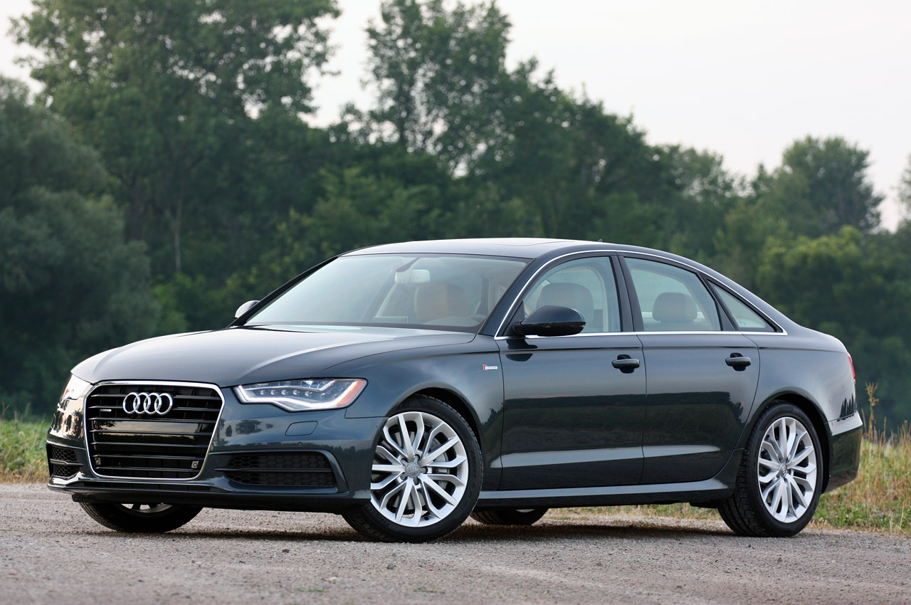 01 2012 Audi A6 30t Quattro Review Jpg