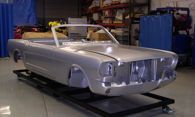 Dynacorn 1965 Ford Mustang Convertible body shell