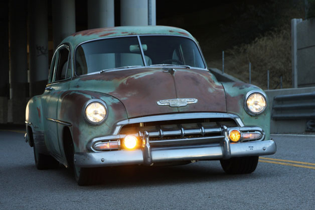  ICON Derelict 1952 Chevrolet Business Coupe