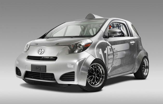 Scion iQ-MR by Tatsu
