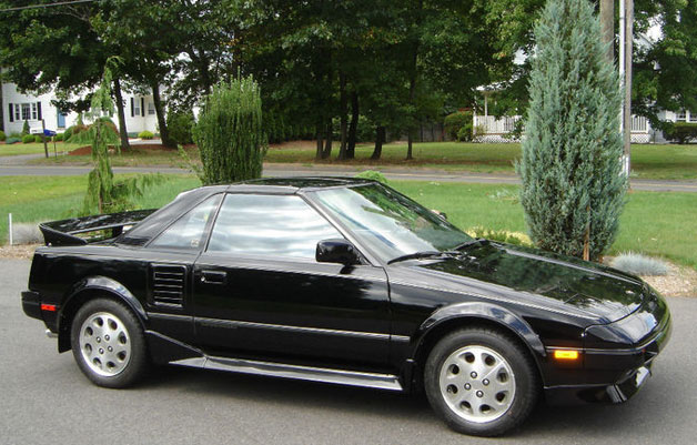 Ebay Find Of The Day 1989 Toyota Mr2 Supercharged Is Minty Fresh Hyundai Genesis Forum