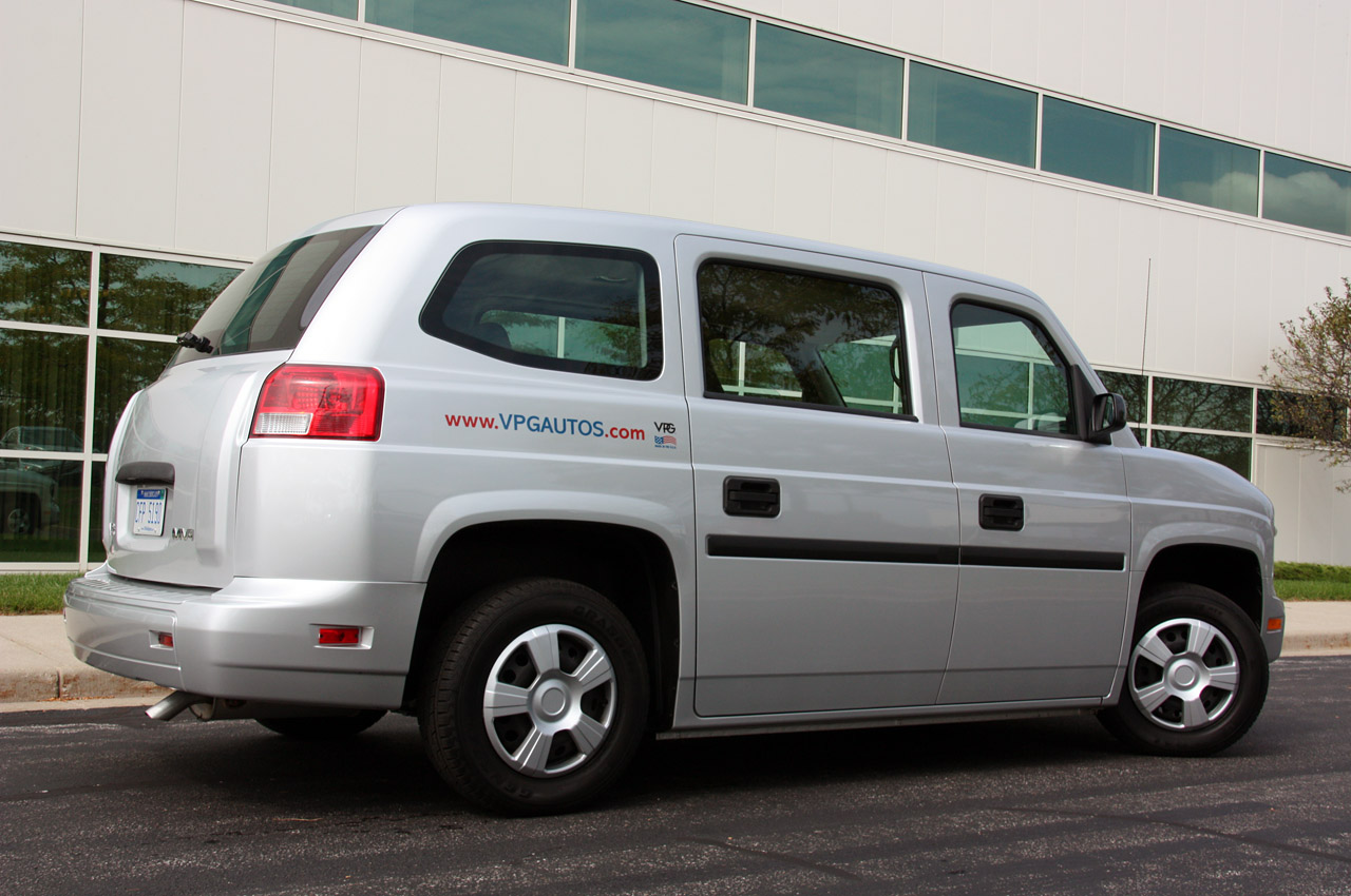 Vpg Mv 1 For Sale >> VPG Autos ceases operations - Autoblog