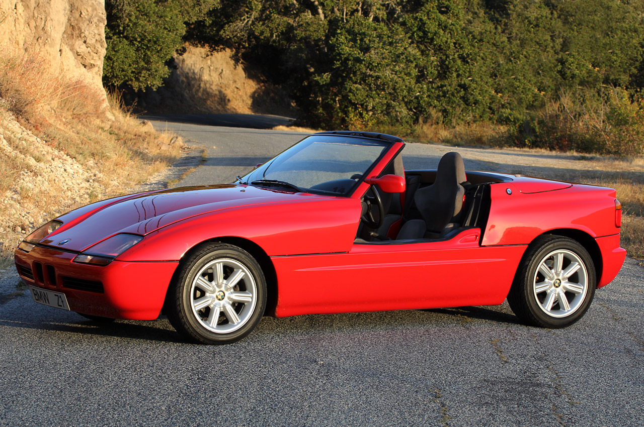 1989 Bmw Z1 W Video Autoblog