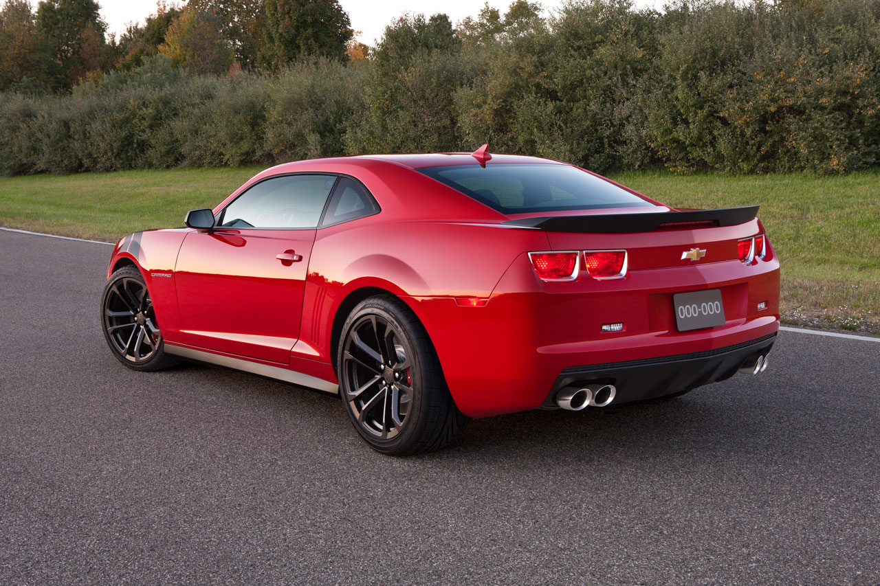 Chevrolet Reveals Camaro And Corvette Sema Specials Autoblog