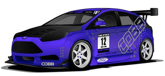 Ford Focus by Cobb Tuning