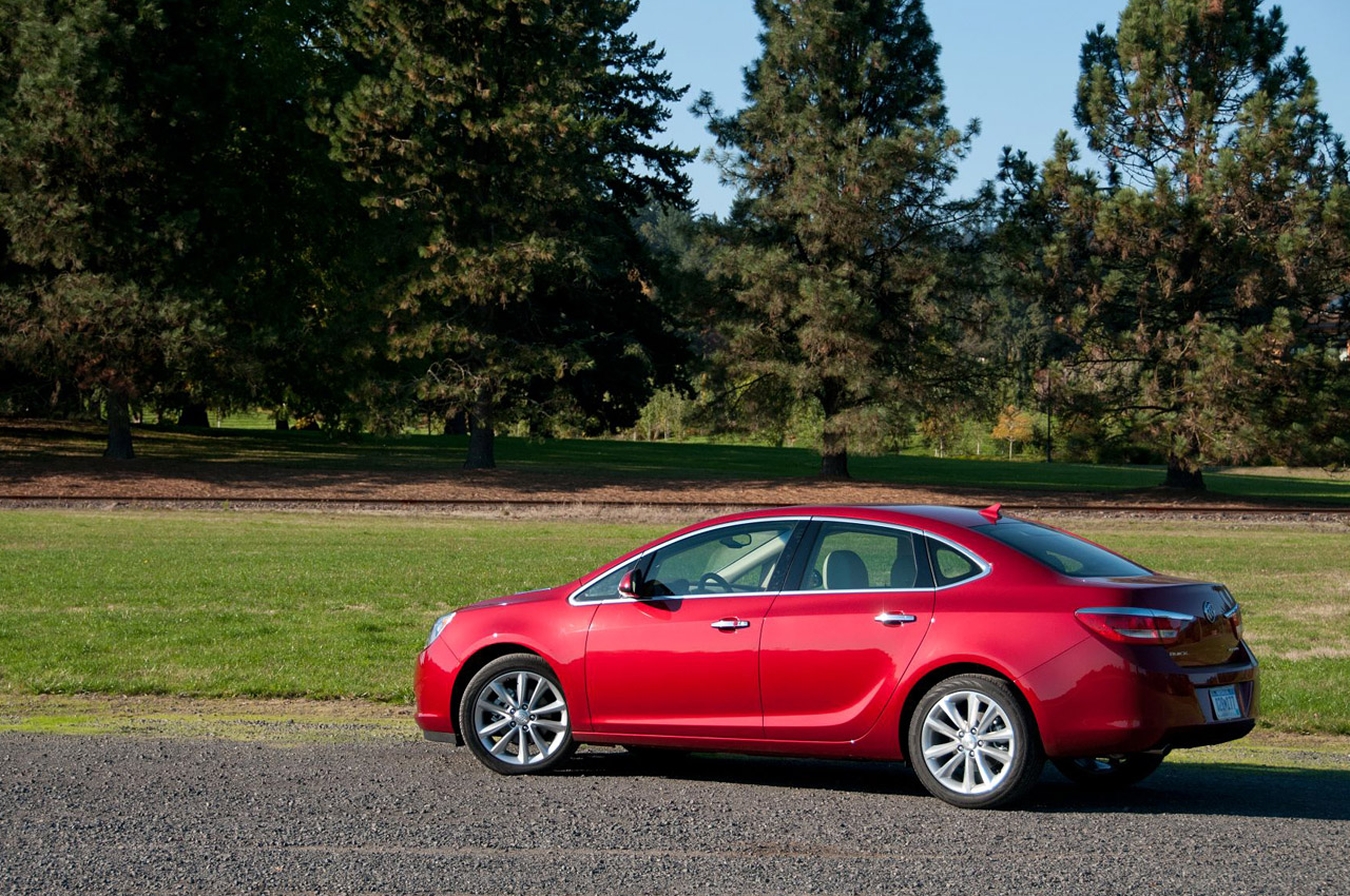 Auto Blog 2012 Buick Verano First Drive Review