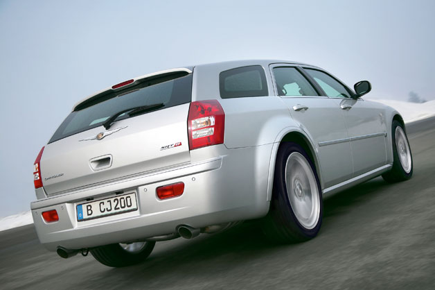 2007 Chrysler 300C SRT8 Touring