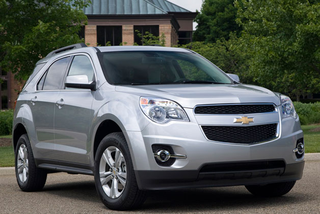 2011 Chevrolet Equinox