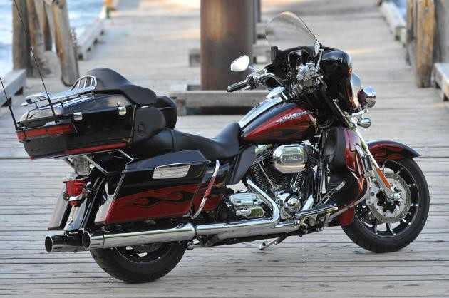 2011 Harley-Davidson CVO Electra Classic Ultra Glide