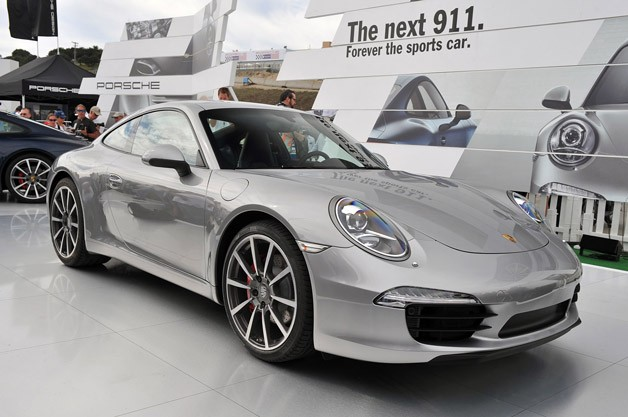 2012 Porsche 911