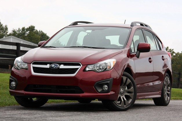 2012 Subaru Impreza