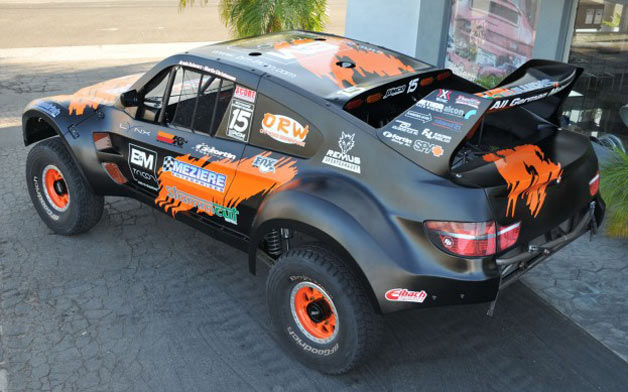 BMW X6 Trophy Truck