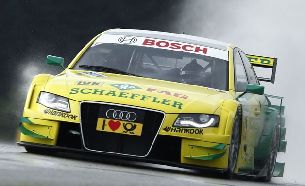 Martin Tomczyk's 2008 Audi A4 DTM