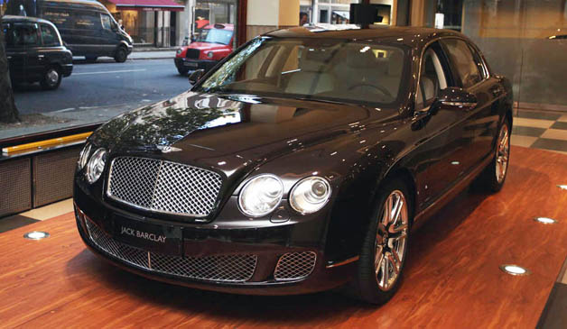 Bentley Continental Flying Spur by Linley