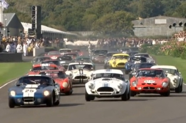 2011 Goodwood Revival sports cars