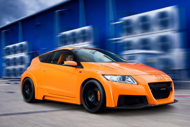 Honda Mugen CR-Z RR Hybrid Concept