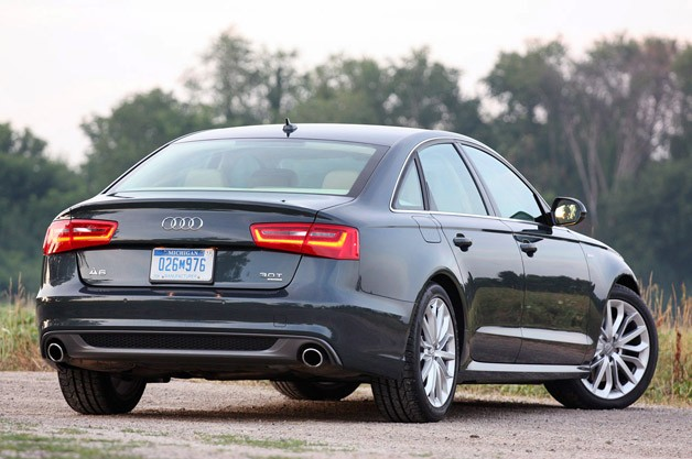 2012 Audi A6 3.0T Quattro [w/video] - Autoblog