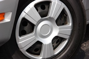 2011 VPG Autos MV-1 wheel