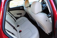 2012 Buick Verano rear seats