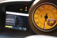 2012 Ferrari 458 Spider gauges