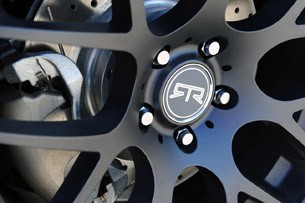 2011 Ford Mustang RTR wheel detail