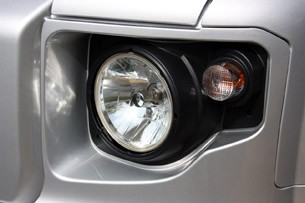 2011 VPG Autos MV-1 headlight