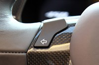 2012 Ferrari 458 Spider paddle shifter