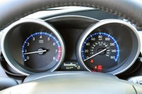 2012 Mazda3 Skyactiv gauges