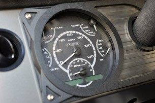 Icon Bronco gauges