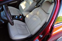 2012 Buick Verano front seats