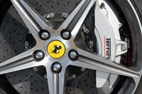 2012 Ferrari 458 Spider wheel