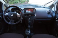 2012 Mitsubishi i interior